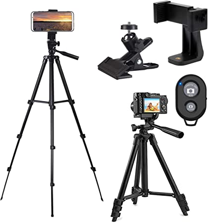 Kamera Stativ Ccroom 102cm Aluminium Smartphone Stativ Kamera