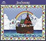 Jim Shore Wall Calendar (2017)