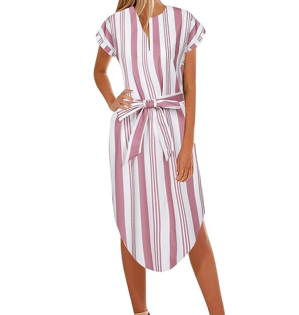 Plus Size 2018 Women Summer Casual Elegant Sundress Fashion Sexy Midi Dress Streetwear Floral Dresses