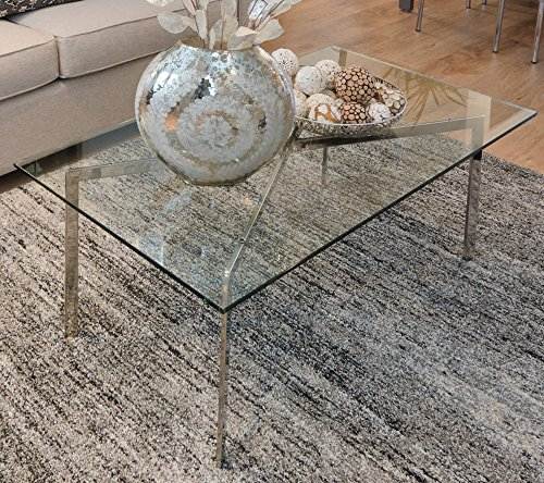 Fab Glass and Mirror 16x24RECT10THPETE-T Rectangle Tempered Glass Table Top, 16'' x 24'' by Fab Glass and Mirror (Image #1)'