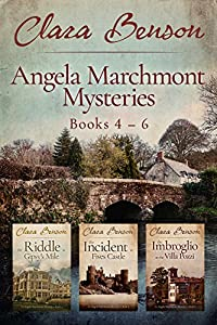 Angela Marchmont Mysteries: Books 4-6