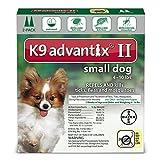Ax Advantixii Dog 2mon 4-10lb Grn