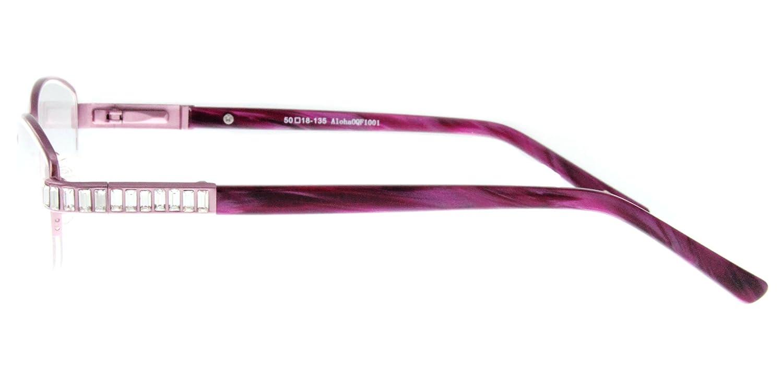 35c6120e7979 Amazon.com: Aloha Eyewear Tek Spex 1001 Women's Photo-Chromatic Progressive  Bifocal Reader Glasses/Sunglasses (Pink +1.50): Health & Personal Care