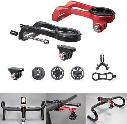 Bike Extend Mount Holder Adapter Bracket For GARMIN Edge//Bryton Rider//CatEye CC