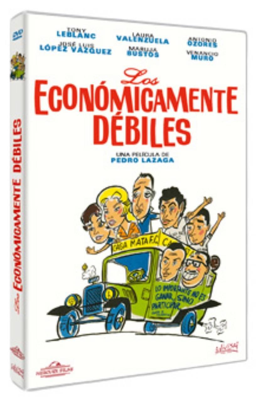 Los económicamente débiles [DVD]