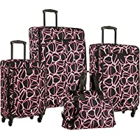 Diane von Furstenberg Odyssey 4 Pc. Luggage Set