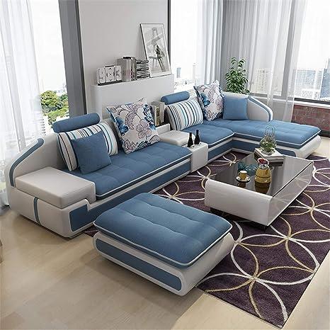 Rinconera sofá,Conjunto de Muebles Rattan Wicker Patio Sofá ...