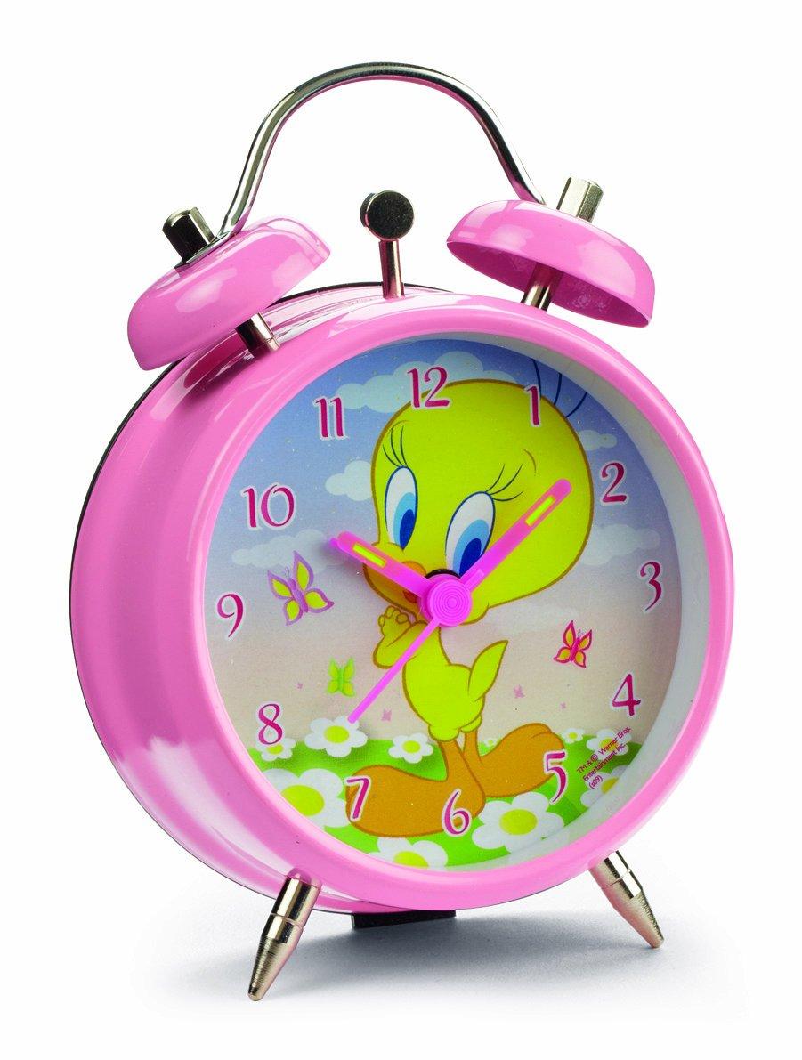 Looney Tunes Tweety Alarm Clock in Gift Box 039200