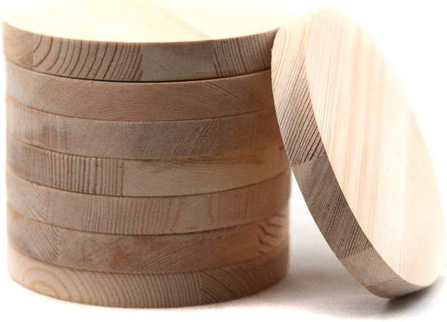 Amazon.com: Kansoo 5 piezas de 6.7 in de diámetro y 0.6 in ...