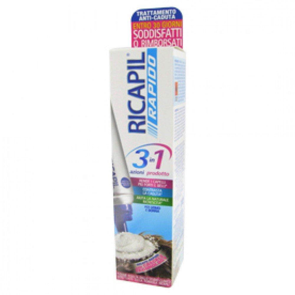 Ricapil Schiuma per la Ricrescita dei Capelli - 200 ml 8033993460195