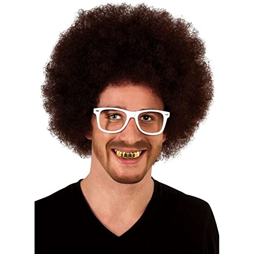 Redfoo Wig Costume Accessory