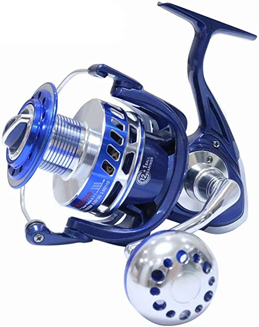 Mele & Co Saltiga Spinning Reels 6000 7000 8000 9000 10000 Heavy ...