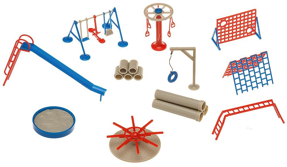 Faller 180576 Playground equipment Scenery and Accessories