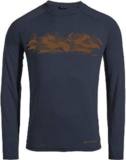 Vaude Herren Base Halfzip T-Shirt