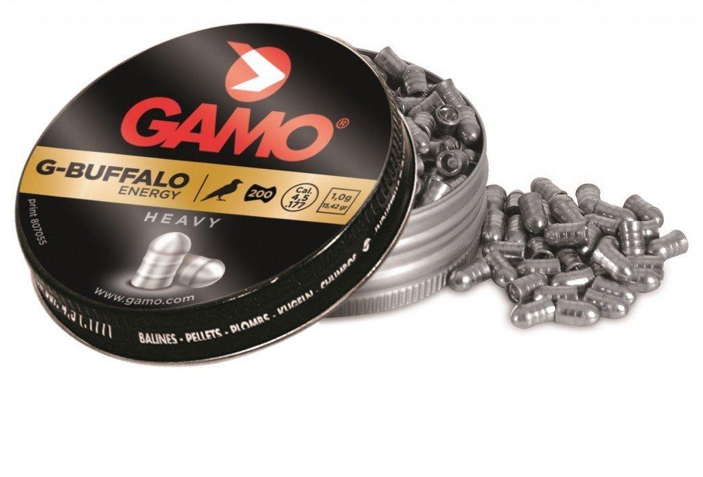 Balin G-Buffalo Metal 200 4, 5 GAMO