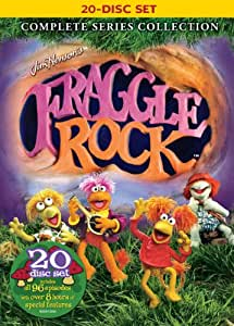 Fraggle Rock: Complete Series Collection (20-Disc Set)