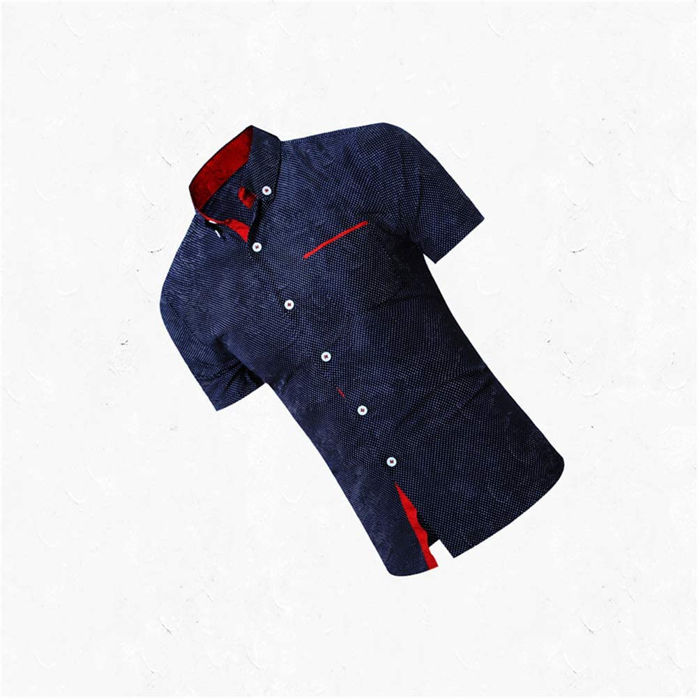 TQF1 Mens Shirt Cotton Casual Shirt Men Long Sleeve Big Size Shirts