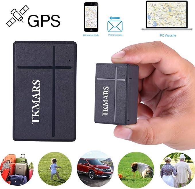 localizador GPS tkmars Temporizador Switch GPS 20 días Standby ...