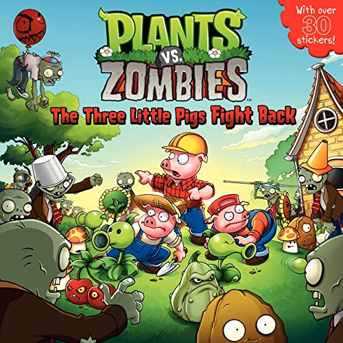 Price comparison product image Plants vs. Zombies: The Three Little Pigs Fight Back
