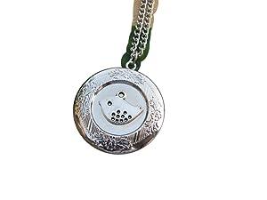 Photo Locket, Bird Locket, Silver locket, cute bird Locket, Locket Jewelry, Bird Jewelry