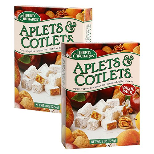 Liberty Orchards Aplets Cotlets Value product image