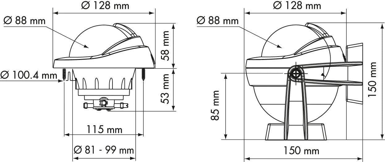 Standard Normal PLASTIMO Unisex-Adult PL65738