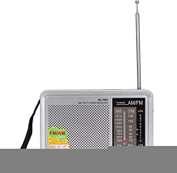 Diyeeni Radio FM Altavoz Incorporado, Radio FM portátil ...
