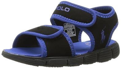 45884982e Polo Ralph Lauren Kids Tide Sport Sandal (Toddler)