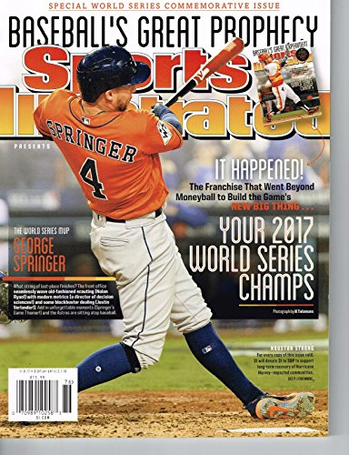 (Sport Illustrated special World Series Commemorative Issue Magazine)