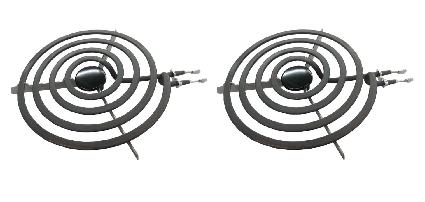 """2 Set of Electric Range Cooktop Stove 8"""" Surface Burner Element"""