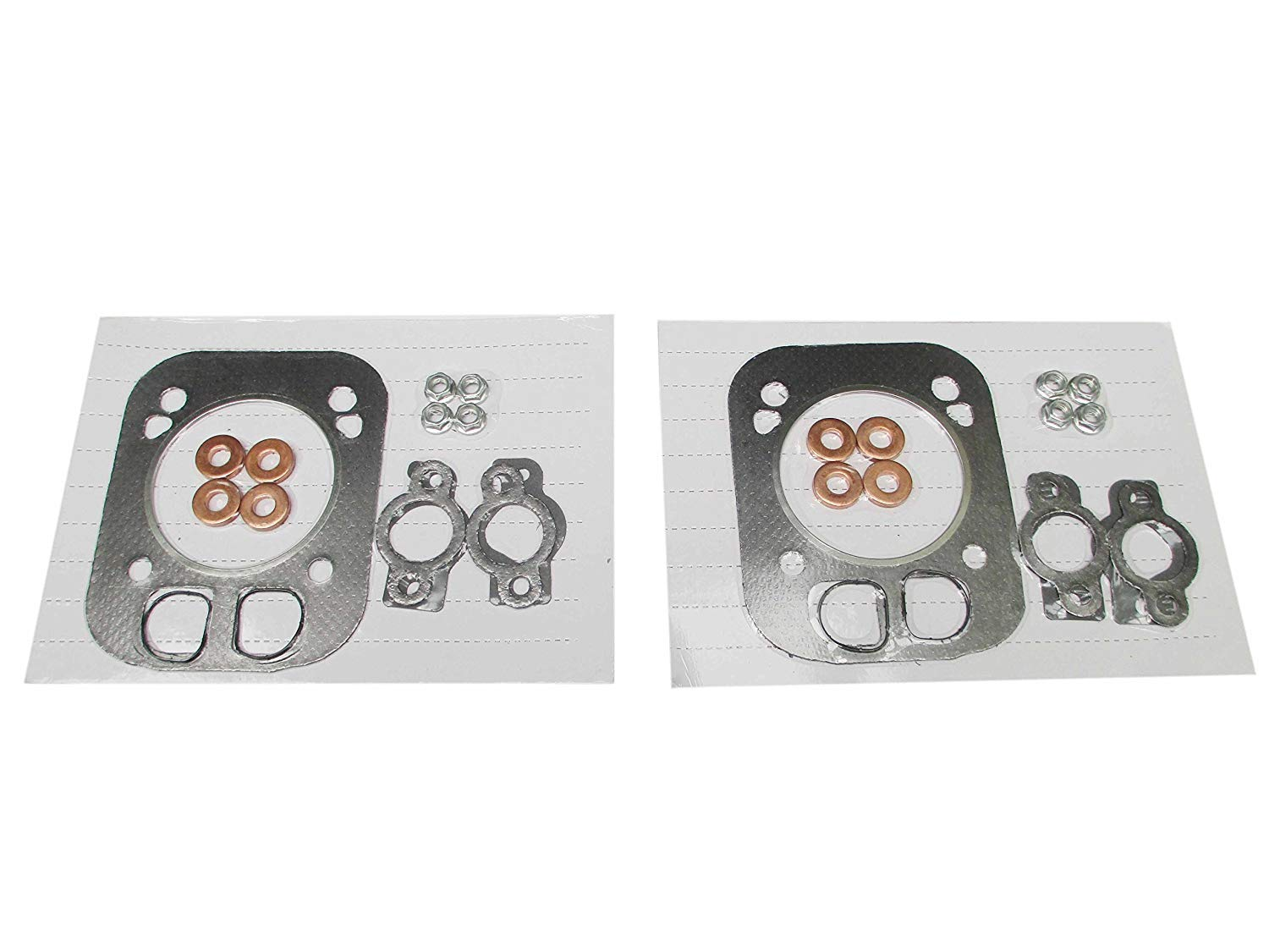 2 Set New AUTVAN Head Gasket Kit for Kohler CH25 CH730 CH740 24-841-04S 24 841 03S