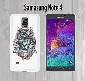 True Wisdom Illuminati Art Custom made Case/Cover/skin FOR Samsung Galaxy Note 4 SM-N910 - White - Rubber Case ( Ship From CA) by runtopwell