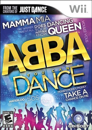 ABBA You Can Dance by Ubisoft