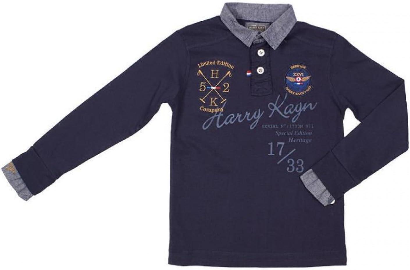 Harry Kayn-Polo Junge 10//16 Jahre ECAZBI1016