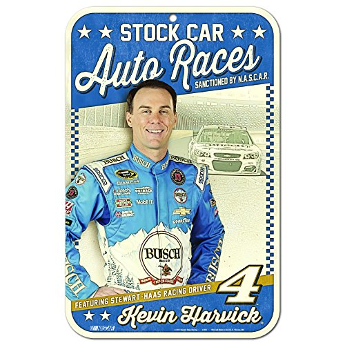 Kevin Harvick Wall - 1