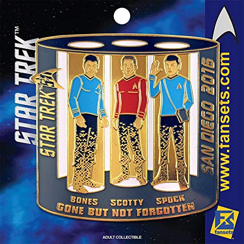 Star Trek 2016 SDCC Limited Edition