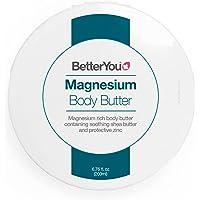 BetterYou Magnesium Body Butter Kropp Kräm 200 ml