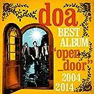 Doa - Doa Best Album Open_Door 2004 2014 (2CDS) [Japan CD] GZCA-5264