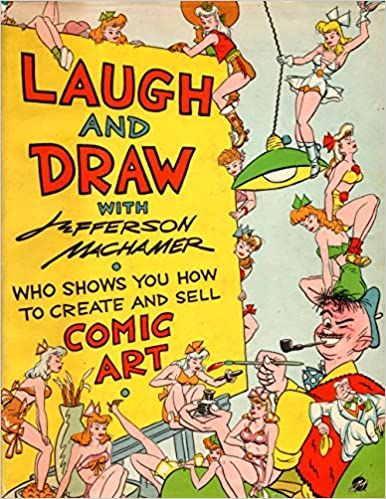 Laugh And Draw With Jefferson Machamer Who Shows You How