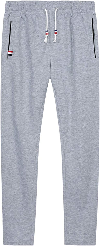 Hip Hop Mens Solid Trousers Men Casual Long Pant Bottoms Vintage Streetwear,-77355Dark Gray,XL