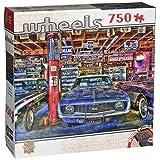 Masterpieces Super Sport Wheels Jigsaw Puzzle (750-Piece)