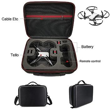 tpulling dajiang DJI Tello Royal dron maletín PU Material de bolso ...