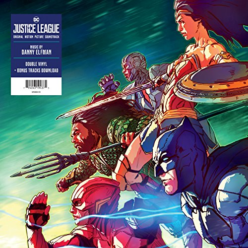 Price comparison product image Justice League: Original Motion Picture Soundtrack