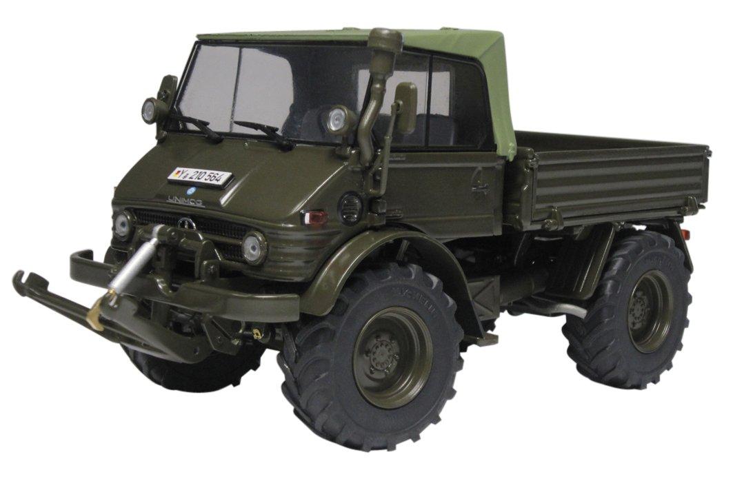 Weise Toys 2025 Unimog 406 (U84) Bundeswehr