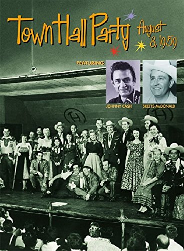 DVD : Town Hall Party - August 8,1959 At Town Hall Party (DVD)