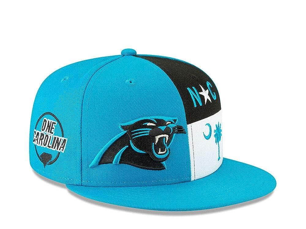 New Era Carolina Panthers 9FIFTY NFL Official 2019 Draft Snapback Hat