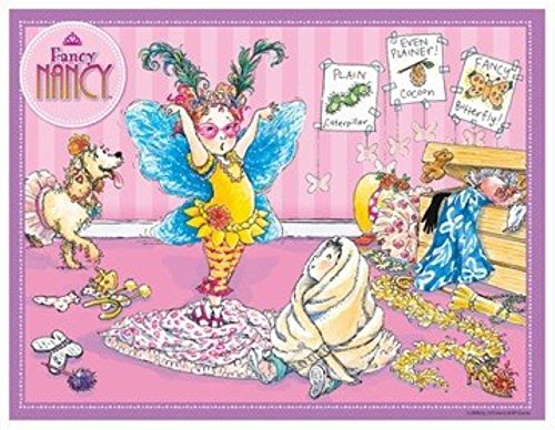 - Fancy Nancy 100-Piece Jigsaw Puzzle -