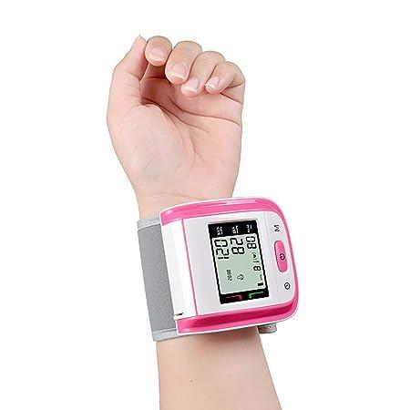 THEE Tensiómetro de Muñeca Automático Presión Arterial y Detección de Pulso Arrítmico: Amazon.es: Salud y cuidado personal