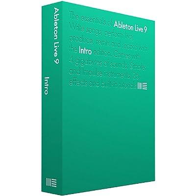 Ableton Live 9 Intro - Software de edición de audio/música (Caja, Alemán)