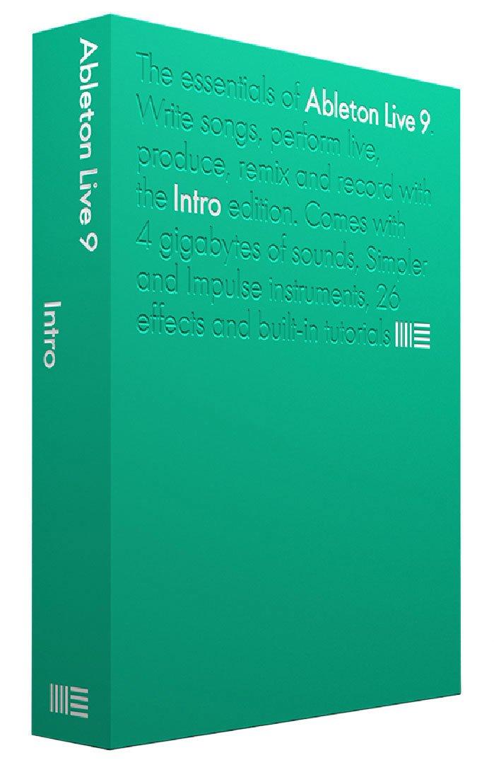 Ableton Live 9 Intro: Amazon.de: Musikinstrumente